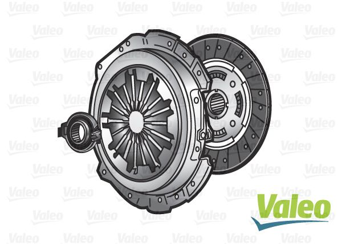 BMW 1 Series 2016 Clutch kit VALEO 832253: with clutch pressure plate, with clutch disc, with clutch release bearing