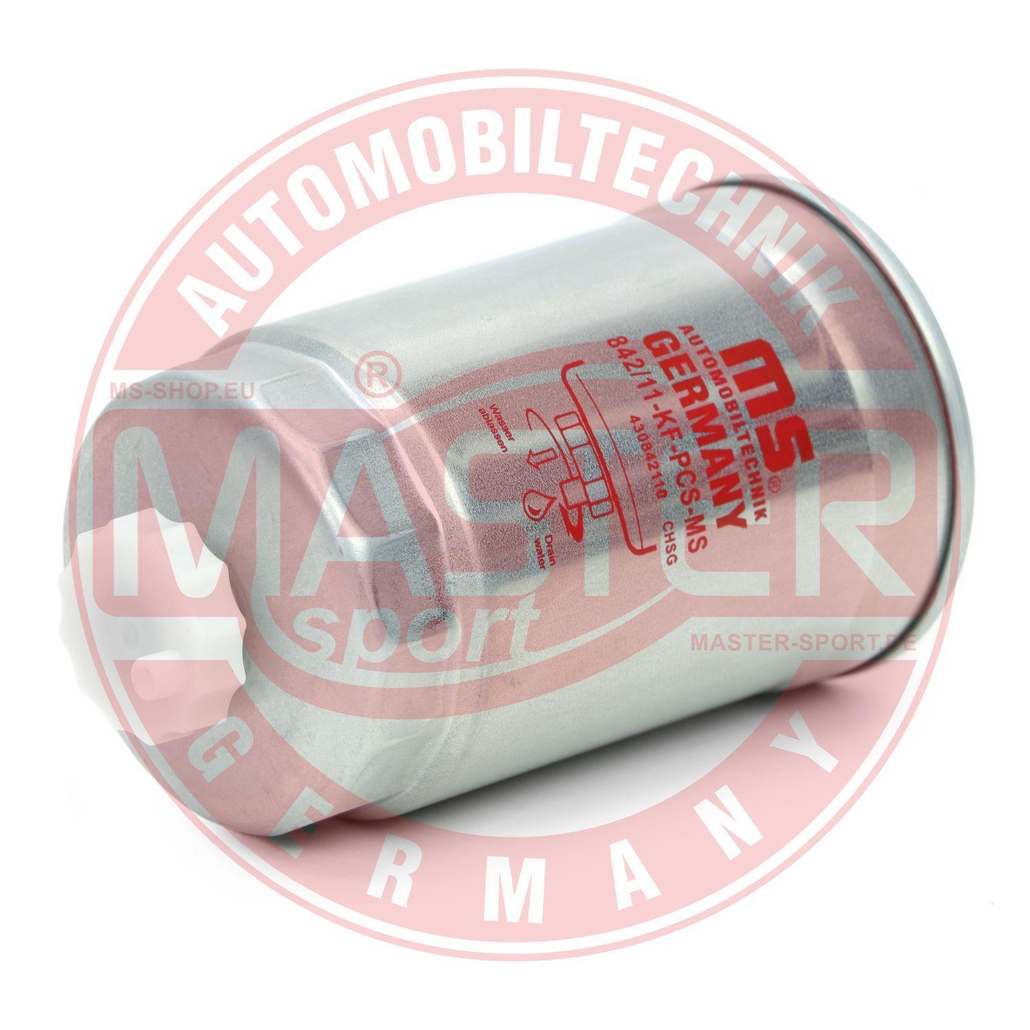 MASTER-SPORT Filtre à carburant 842/11-KF-PCS-MS