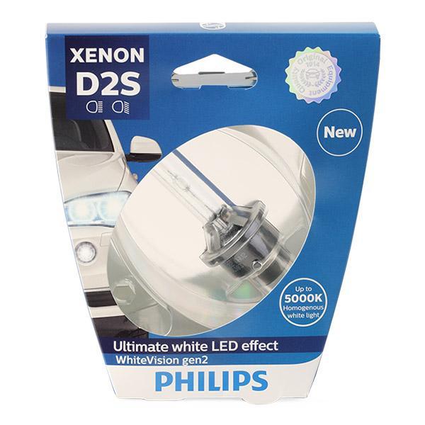 Pieces d'origine: Ampoule, projecteur longue portée PHILIPS 85122WHV2S1 () - Achetez tout de suite!