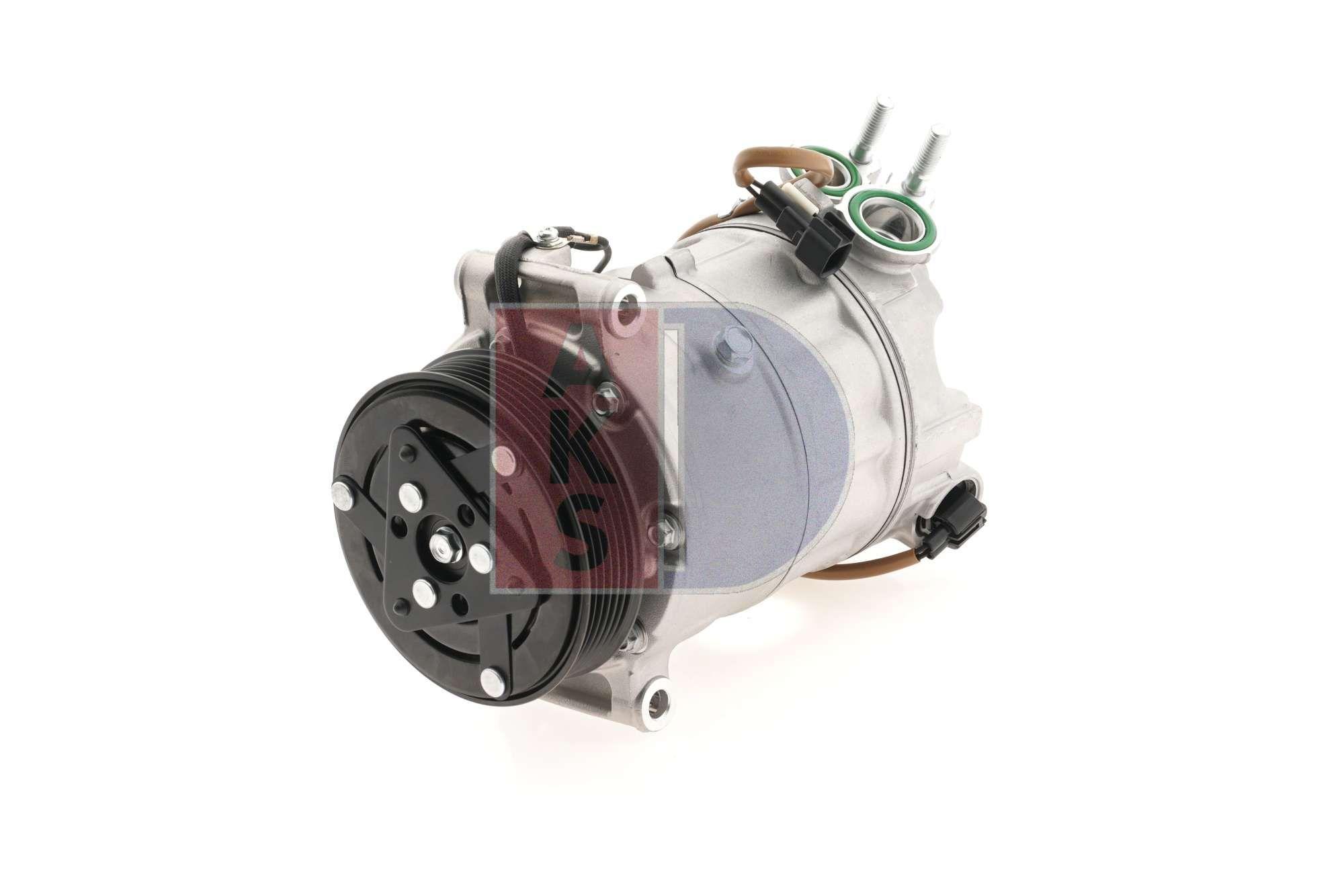 852779N AKS DASIS Riemenscheiben-Ø: 110mm Klimakompressor 852779N günstig kaufen