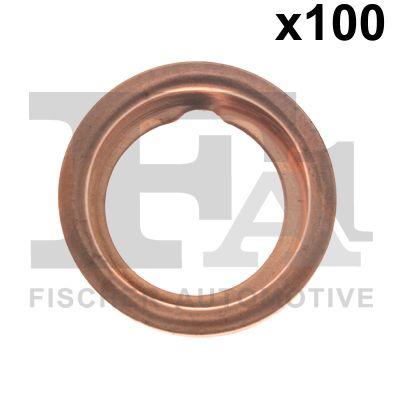 853.100.100 FA1 Kupfer Dicke/Stärke: 3mm, Ø: 17mm, Innendurchmesser: 12mm Ölablaßschraube Dichtung 853.100.100 günstig kaufen