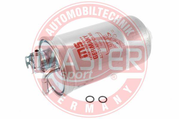 Osta 430085330 MASTER-SPORT Ühendusfilter Kõrgus: 177mm Kütusefilter 853/3X-KF-PCS-MS madala hinnaga