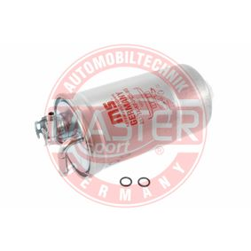 Αγοράστε 430085330 MASTER-SPORT με τσιμούχες Ύψος: 177mm Φίλτρο καυσίμου 853/3X-KF-PCS-MS Σε χαμηλή τιμή