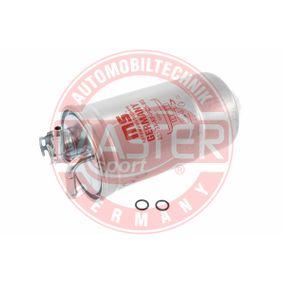 Pirkti 430085330 MASTER-SPORT su tarpikliais / sandarikliais aukštis: 177mm Kuro filtras 853/3X-KF-PCS-MS nebrangu