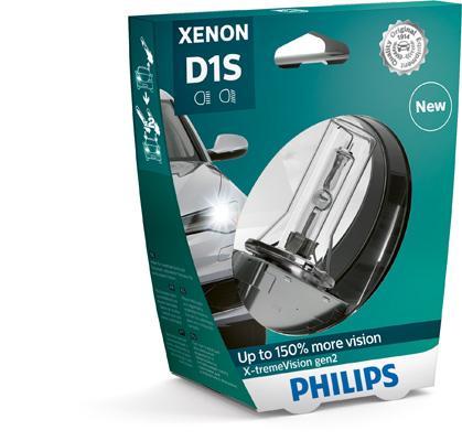 PHILIPS   Glühlampe, Fernscheinwerfer 85415XV2S1