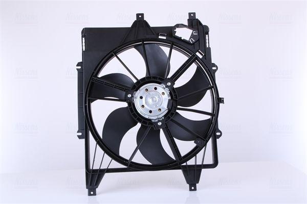 NISSENS: Original Lüfter Motorkühlung 85882 ()