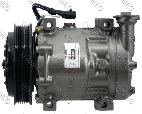Original LANCIA Klimakompressor 8600014