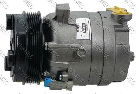 Kompressor Klimaanlage TEAMEC 8600050