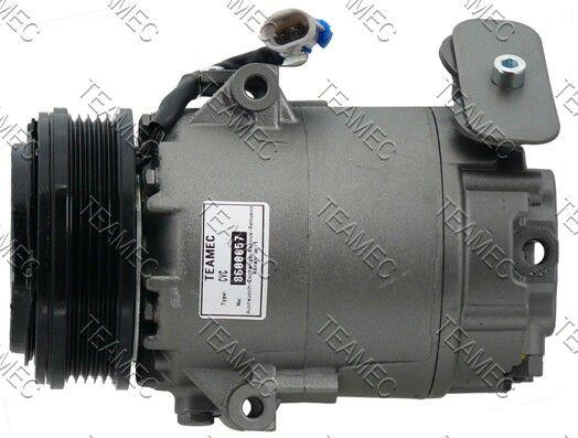 Kompressor Klimaanlage TEAMEC 8600057
