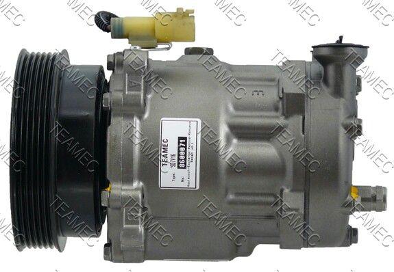 Original HONDA Klimakompressor 8600071