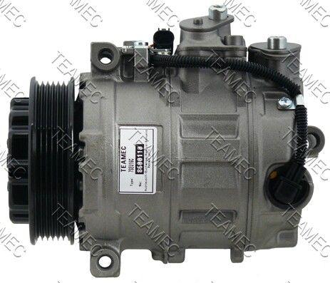TEAMEC Klimakompressor 8600110