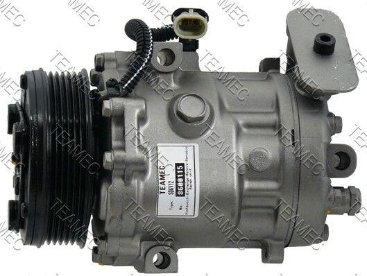 Kompressor TEAMEC 8600115