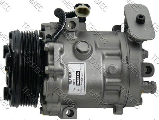 Original Airconditioning 8600115 Opel