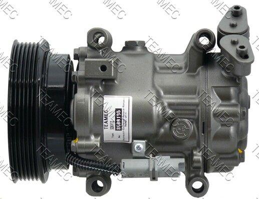 OE Original Klimakompressor 8600195 TEAMEC