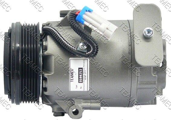OE Original Kompressor 8600253 TEAMEC