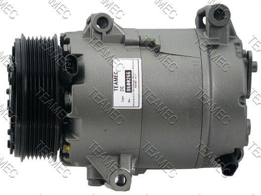 Original RENAULT Klimakompressor 8600266