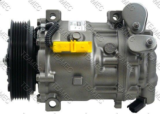 SD7C16 TEAMEC PAG 46 Riemenscheiben-Ø: 119mm Klimakompressor 8608553 günstig kaufen