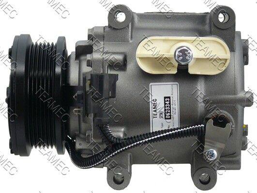 Kompressor Klimaanlage TEAMEC 8623343