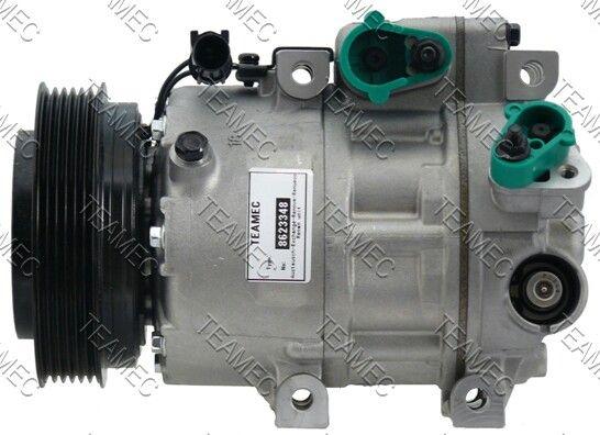 8623348 TEAMEC Klimakompressor - online kaufen