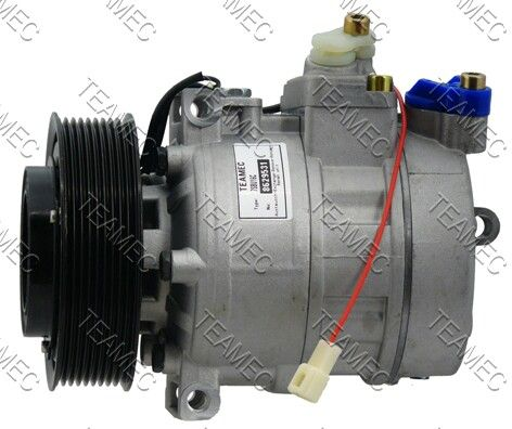 Klimakompressor TEAMEC 8629531 mit 15% Rabatt kaufen