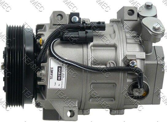 DCS17EC TEAMEC PAG 46 Riemenscheiben-Ø: 121mm Klimakompressor 8629544 günstig kaufen