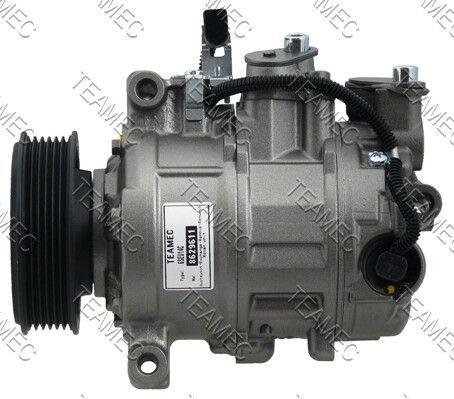 6SEU14C TEAMEC PAG 46 Riemenscheiben-Ø: 100mm Klimakompressor 8629611 günstig kaufen