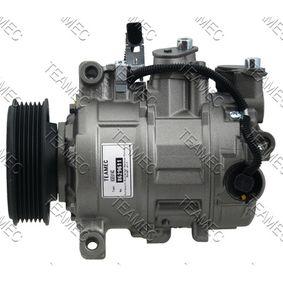 6SEU14C TEAMEC PAG 46 Riemenscheiben-Ø: 100mm Kompressor, Klimaanlage 8629611 günstig kaufen