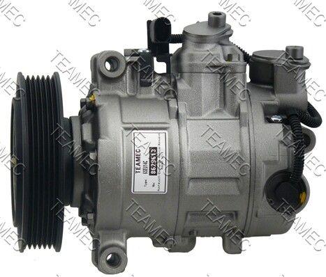 Kompressor Klimaanlage TEAMEC 8629613