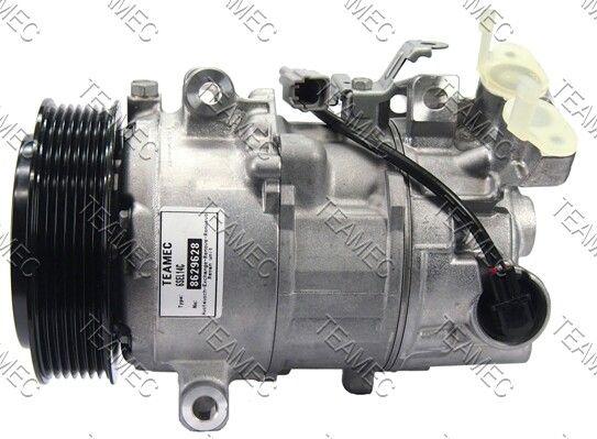 Original RENAULT Klimakompressor 8629628