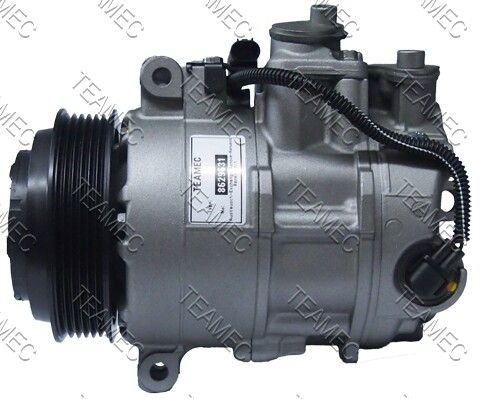 Original MERCEDES-BENZ Klimakompressor 8629631