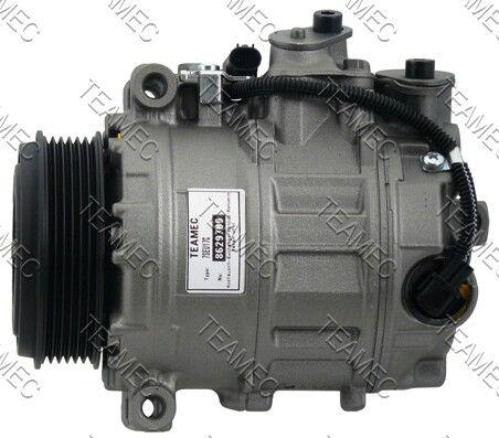 7SEU17C TEAMEC PAG 46 Riemenscheiben-Ø: 100mm Klimakompressor 8629700 günstig kaufen