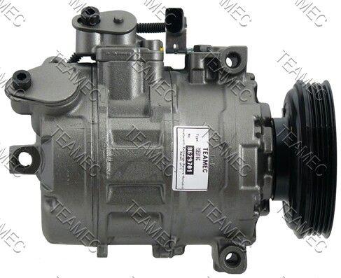 Kompressor Klimaanlage TEAMEC 8629701