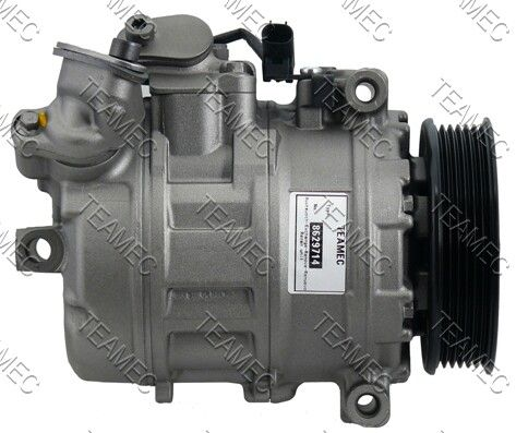 Kompressor Klimaanlage TEAMEC 8629714