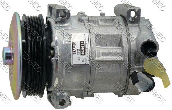 Original LANCIA Klimakompressor 8629827