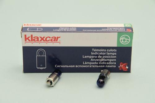 86309z KLAXCAR FRANCE Glühlampe, Kennzeichenleuchte - online kaufen