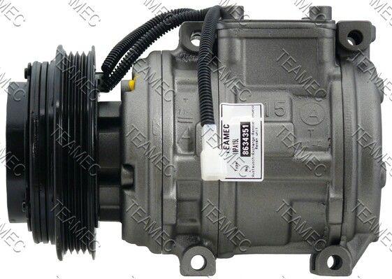 Original LEXUS Kompressor Klimaanlage 8634351