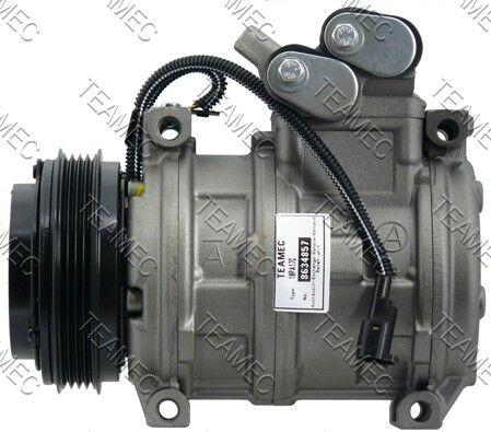 Original MERCEDES-BENZ Kompressor Klimaanlage 8634857