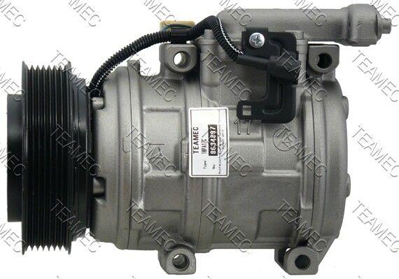 Original JAGUAR Klimakompressor 8634897