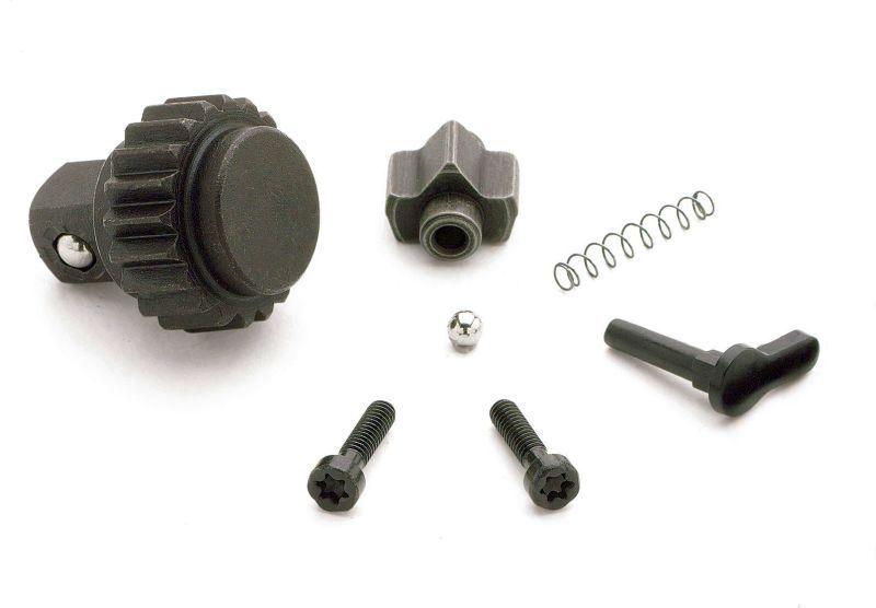 Køb 863P/7N HAZET Anzahl Werkzeuge: 7 Reparationssæt, vendbar skralde 863P/7N billige