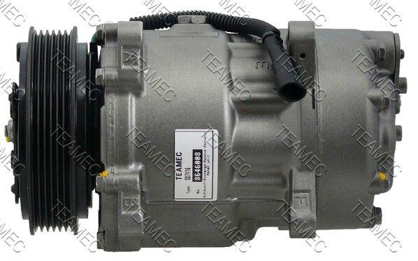 Original LANCIA Kompressor Klimaanlage 8646008
