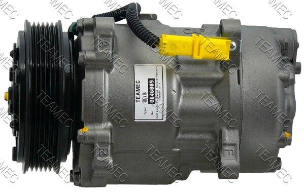 Original LANCIA Kompressor 8646009