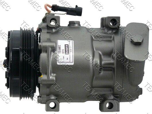 Kompressor, klimatanläggning TEAMEC 8646010 låga priser - Handla nu!