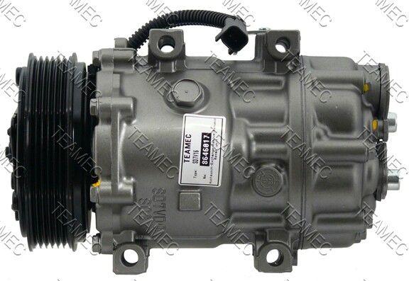 Original LEXUS Kompressor Klimaanlage 8646017