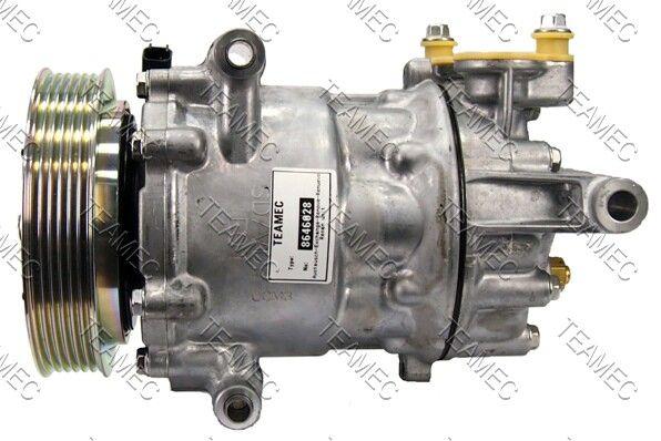 Original LEXUS Klimakompressor 8646028