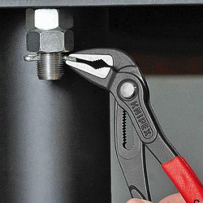 KNIPEX | Rohr- / Wasserpumpenzange 87 51 250