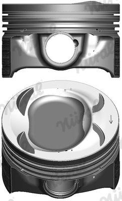 NÜRAL: Original Motor Kolben 87-433900-10 ()