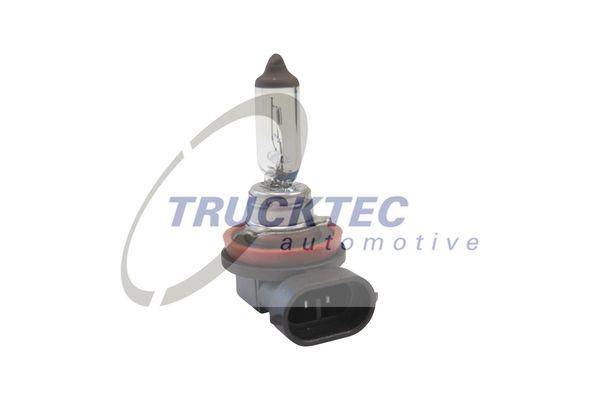 TRUCKTEC AUTOMOTIVE Gloeilamp, verstraler 88.58.106