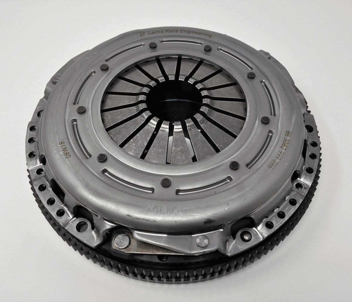 Clutch kit 883089 000127 SACHS PERFORMANCE — only new parts