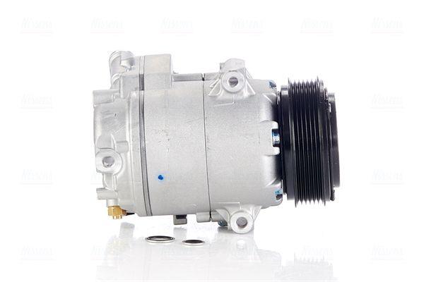 Klimakompressor 890259 Opel MERIVA 2014