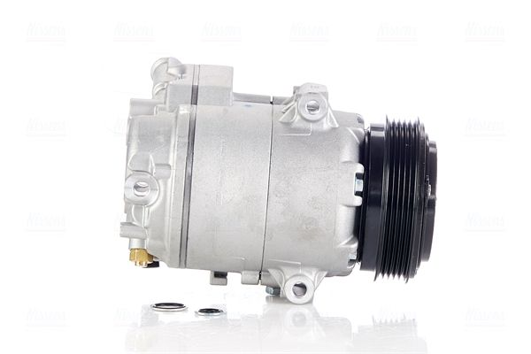 Klimakompressor 890266 Opel MERIVA 2012